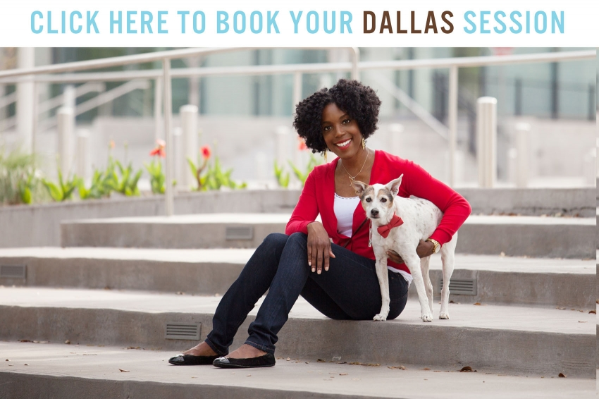 Book Online Dallas Pet Photo Session